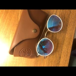 Authentic Round ray bans